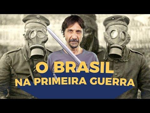 O BRASIL NA PRIMEIRA GUERRA MUNDIAL - EDUARDO BUENO
