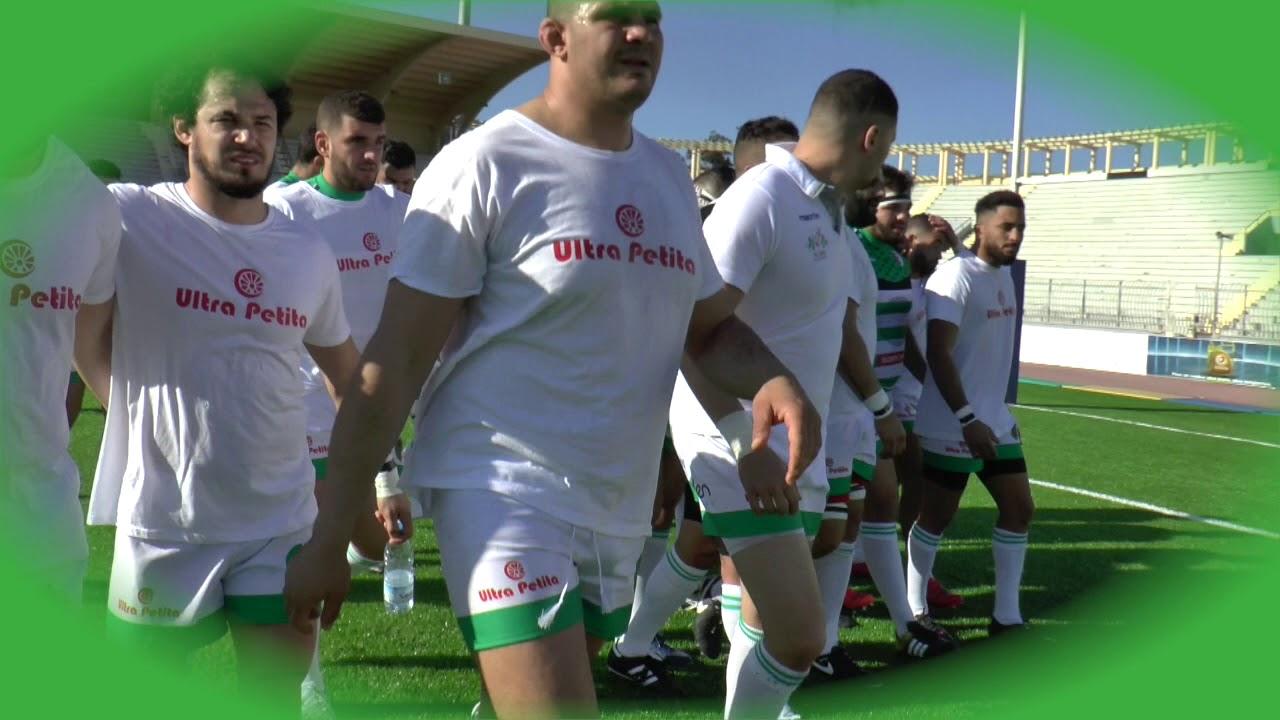 Finale 2017 de la coupe d Afrique de rugby à XV - ZAMBIE vs ALGERIE - Bronze