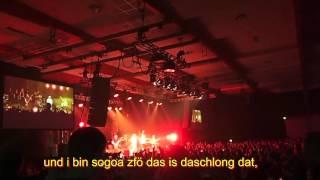 Seiler und Speer-  Stopp doch die Zeit + Songtext Live VAZ St.Pölten
