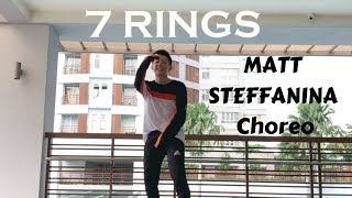 """7 Rings"" - Ariana Grande (Matt Steffanina Dance Cover)"