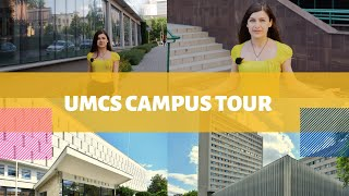 How Does The Campus Of Maria Curie-Skłodowska University Look Like? | CAMPUS TOUR 2020 | ENG