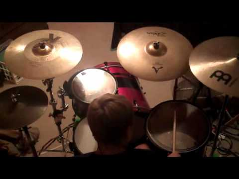 Comeback Kid- Talk Is Cheap drum cover