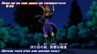 Transformers Animated Japanese Opening