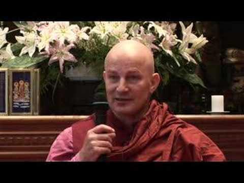 Ehrw. Dhammadipa - Samatha Meditation