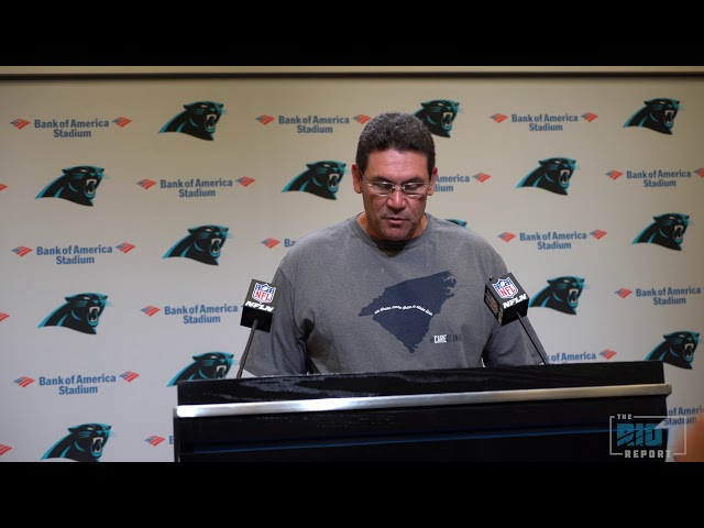 Purchase the shirt Ron Rivera is wearing to support Hurricane recovery efforts