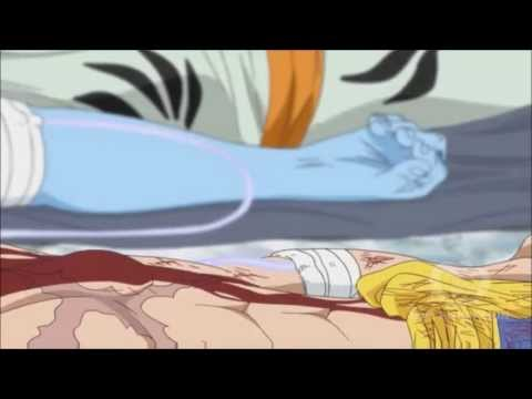 Most beautiful Scene in One Piece: Jinbe shares blood with Luffy