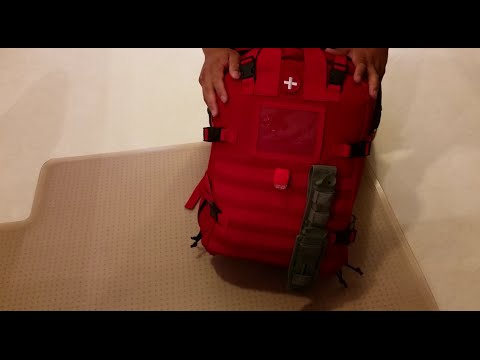Voodoo Tactical Deluxe Professional Mountain Medical Bag Review