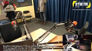 Vervolg werkbezoek raadsleden Waddinxveen bij RTW FM