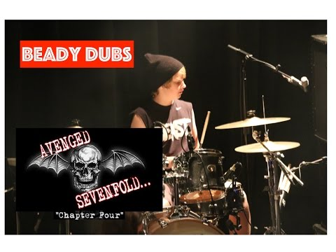 Avenged Sevenfold - Chapter Four (Drum Cover) - YouTube