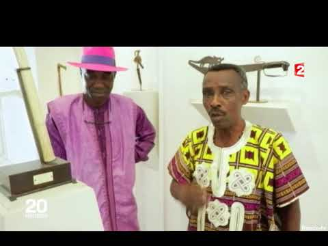 Les oeuvres d'art africain   restitution   Burundi