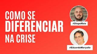 Como se diferenciar na crise | Mentoria com Diego Maia e Eduardo Marçolla Teixeira, Natural Papper