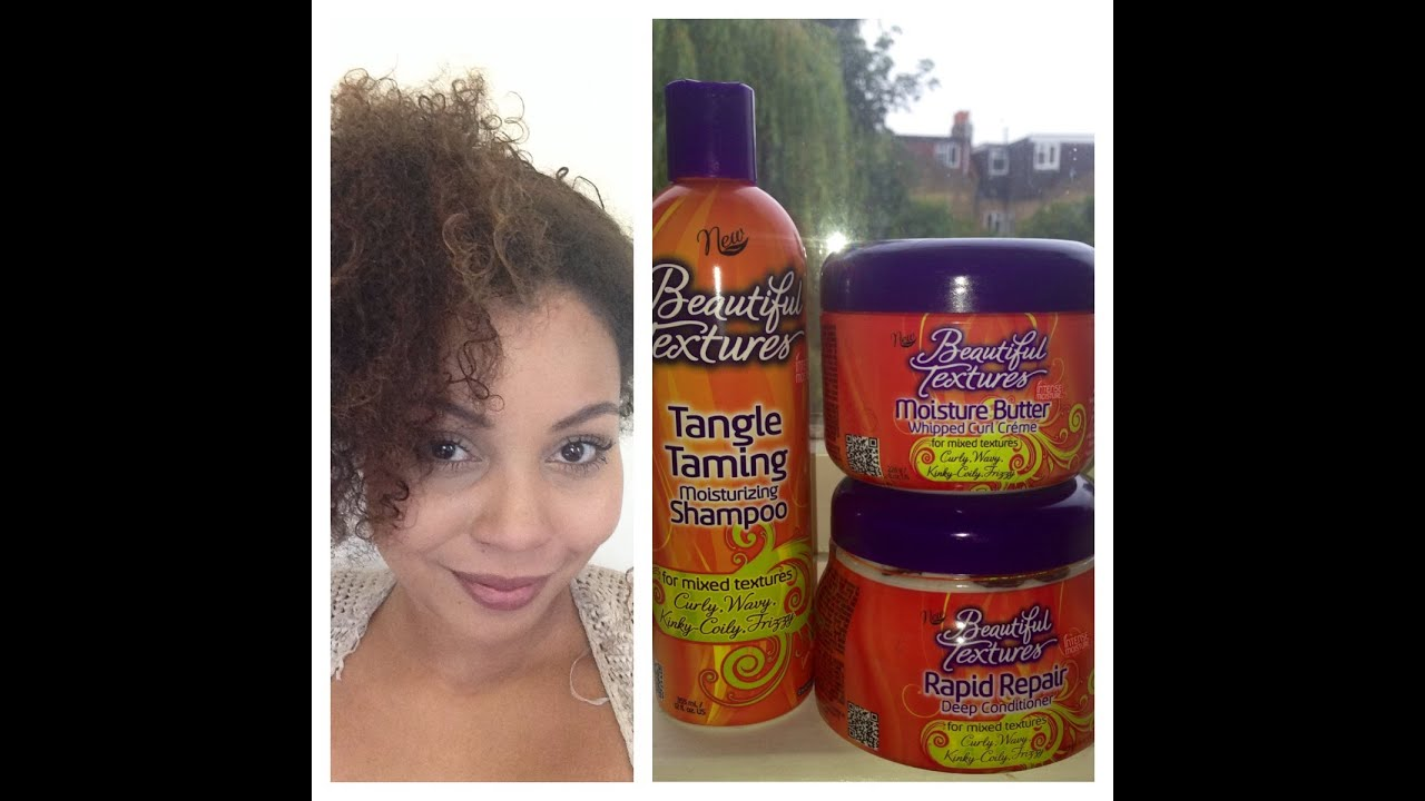 Beautiful Textures Product Review On 3c Curly Natural Hair
