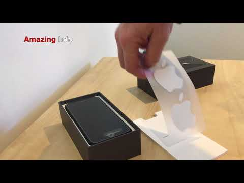 Iphone 8 Unboxing