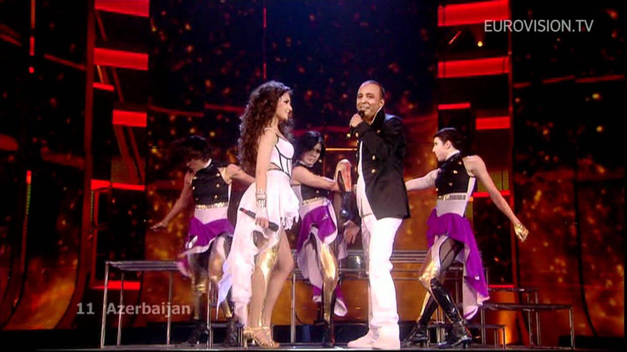 Azerbaijan in the Eurovision Song Contest 2009