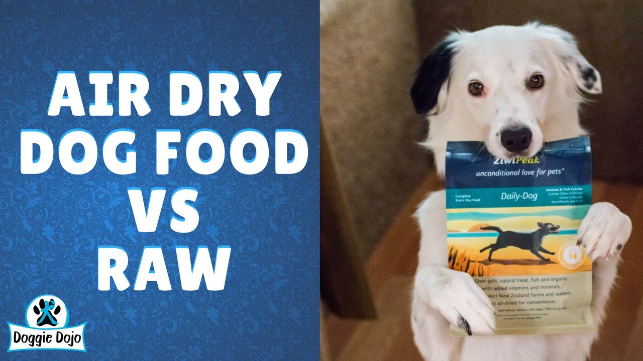 Air Dry Dog Food Vs Raw Dog Food Ziwipeak Interview Youtube