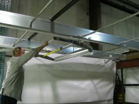 Metal Building Insulation Retro-fit System by CMI Insulation