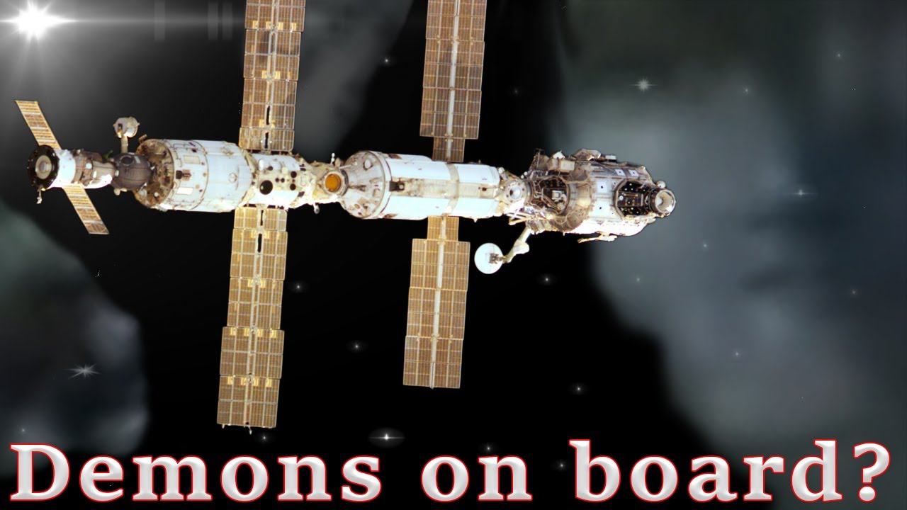 Demons aboard the ISS Lets find out - YouTube