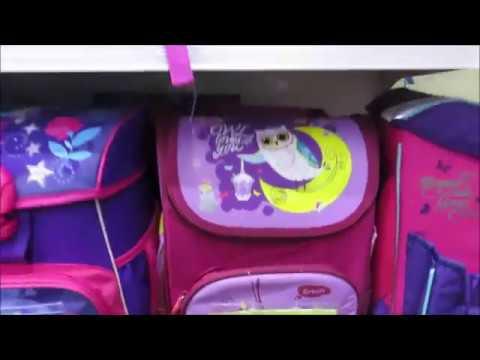 Классные рюкзаки на школьной ярмарке в магазине Детский мир!