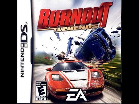 Burnout Legends DS OST - Original Source Recording, Remastered