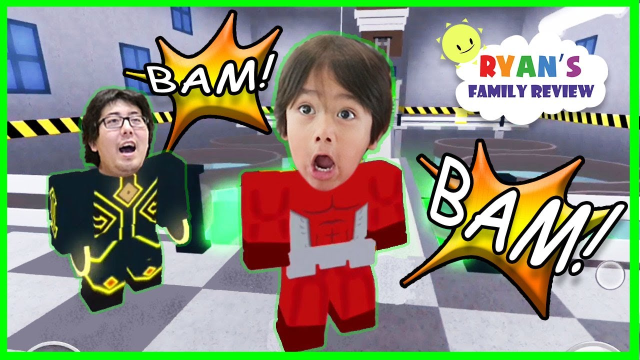 Roblox Game Night - Roblox Heroes Of Robloxia Let S Play Family Game Night With