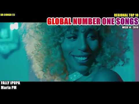 GLOBAL NUMBER ONE SONGS (week 14 / 2019)