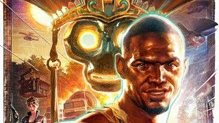 Marlow Briggs and the Mask of D Full Movie All Cutscenes
