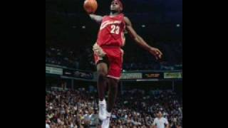 Lebron James jump by Flo Rida