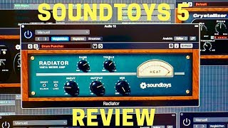 SOUNDTOYS 5 REVIEW - IS IT THE ULTIMATE EFFECT PLUGIN BUNDLE