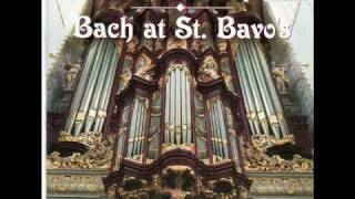 J.S. Bach:  FUGUE in Eb (St. Anne), BWV 552
