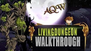 =AQW= /Join Livingdungeon FULL Walkthrough!