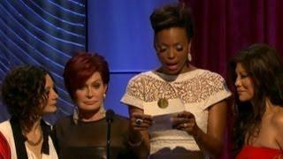 Aisha Tyler Given Wrong Award Envelope at Daytime Emmys 2013