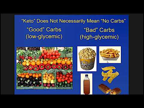 Dr  Eric Westman at Ketofest 2017 - The Science Behind Keto Lifestyles