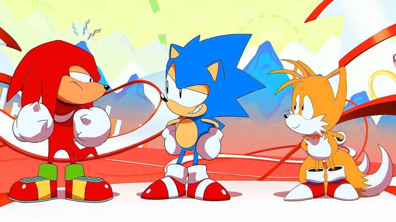 SONIC MANIA - Opening ...