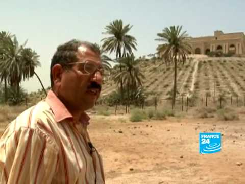 Iraq elections: The palace that Nebuchadnezzar built
