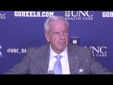 UNC Men's Basketball: Roy Williams Post NC State