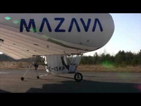 Solar Ship - Hybrid Airship