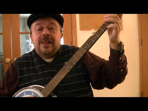 "Willard Losinger Performs ""The Ploughman"", by Robert Burns, with Banjo Accompaniment"