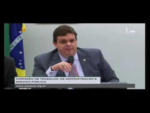 TRABALHO, ADMINISTRAÇÃO E SERVIÇO PÚBLICO - Reunião Deliberativa - 30/08/2016 - 11:08