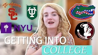 I GOT INTO EVERY COLLEGE I APPLIED TO?! | Rowan Born thumbnail