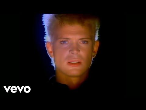 Billy Idol - Eyes Without A Face mp3