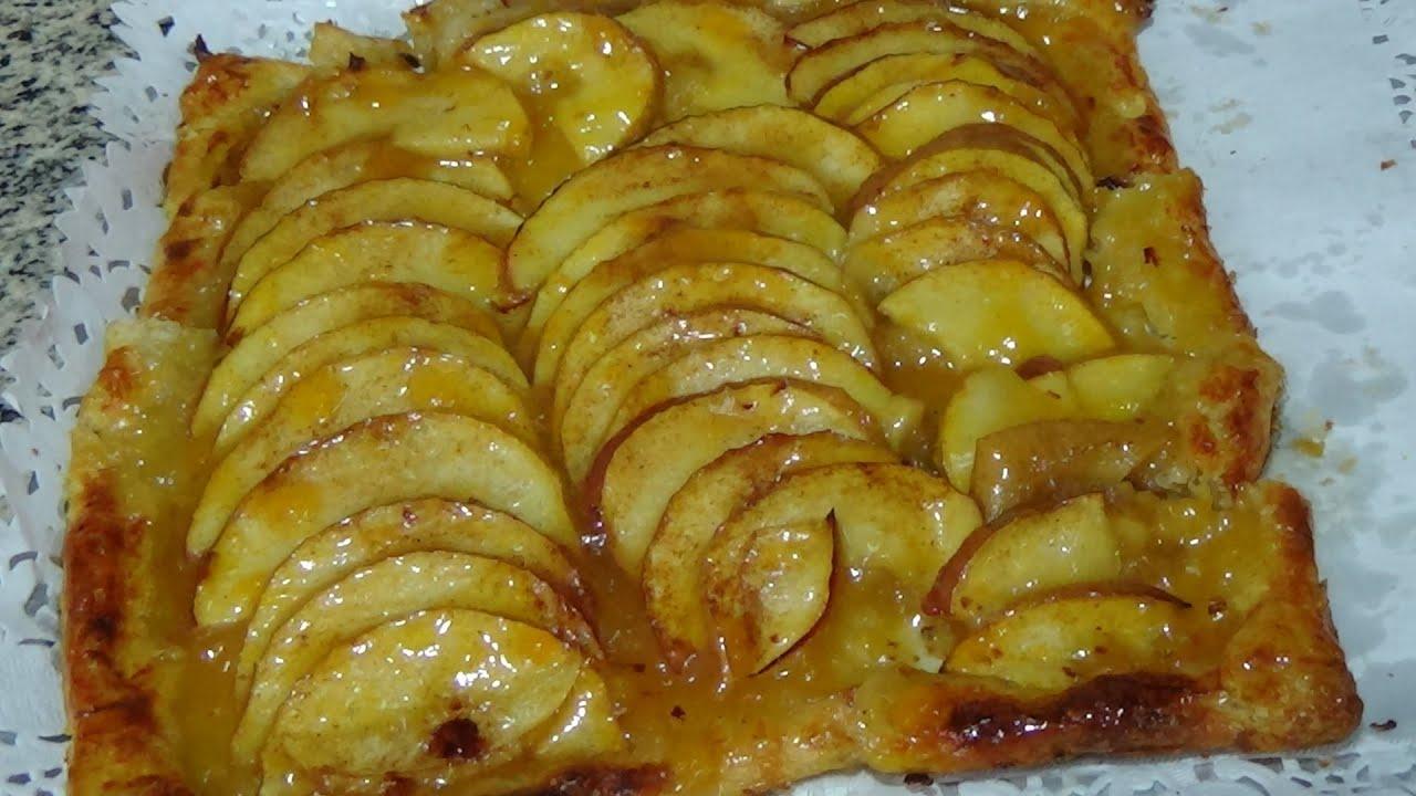 Tarta De Manzana - La Más Fácil De Hacer