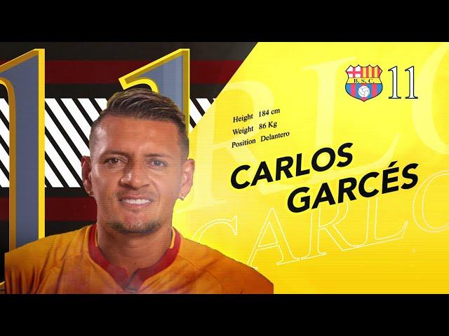 Carlos Garcés - Image Sport
