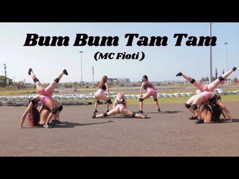 MC Fioti - Bum Bum Tam Tam |Li's TWERK Team| Twerkography By Anel Li