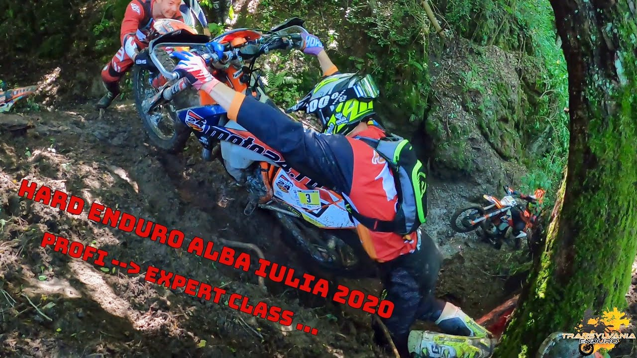 Hard Enduro Alba Iulia 2020 | RACE DAY I | Clasa PROFI and EXPERT | Hard Enduro Vlog #55