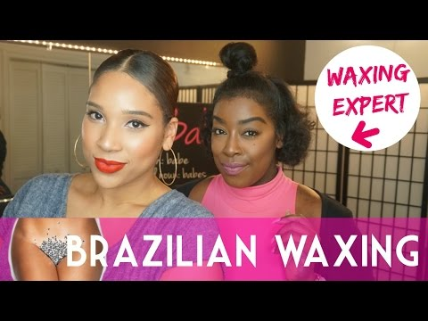 Brazilian Waxing For Beginners Q+A | How to Prep Hair, Maintenance, Waxing on Women of Color