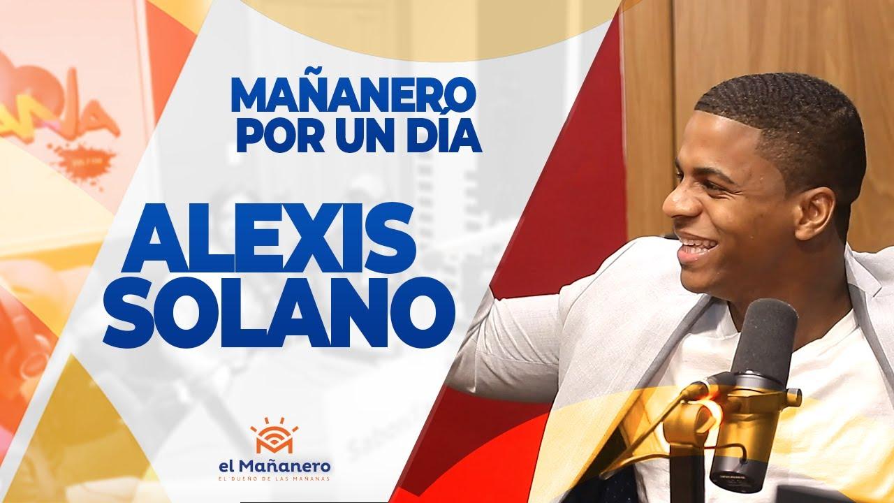 """Alexis Solano - Situaciones donde el hombre """"suda frio"""" (Mañanero"""