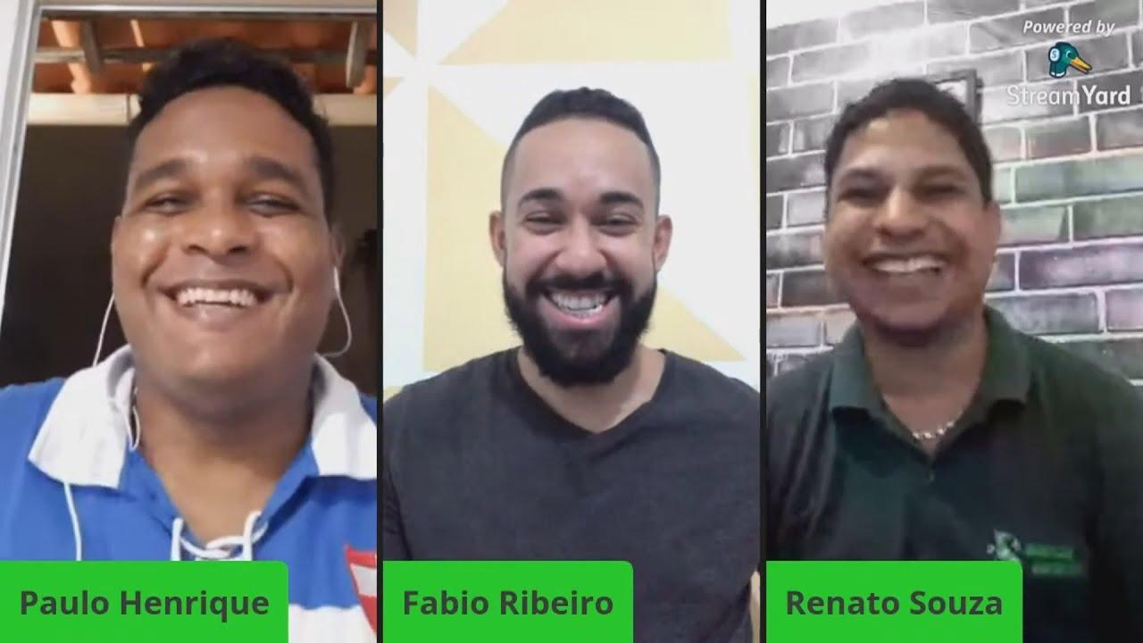 Resenha Esportiva ao vivo:  acompanhe tudo sobre o futebol baiano