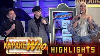 Jhong and Vice talk about their co-host | It's Showtime KapareWho