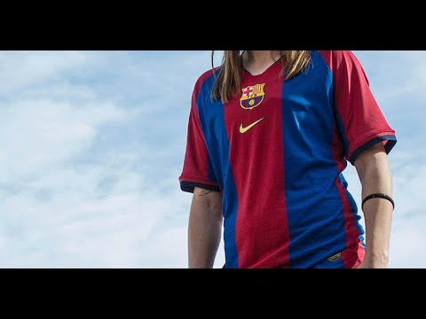 timeless design 272f8 d034d Special Edition Nike FC Barcelona 1998-99 Remake Kit Revealed