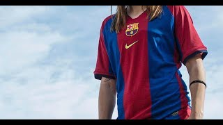 ac01b425a8a Special Edition Nike FC Barcelona 1998-99 Remake Kit Revealed